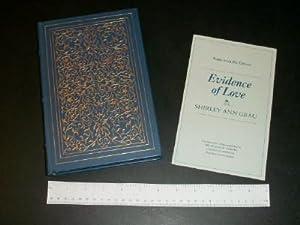 Evidence of Love: Grau, Shirley Ann