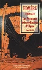 Image du vendeur pour L'Odyssée : Les Aventures extraordinaires d'Ulysse, chants VIII à XII mis en vente par Calepinus, la librairie latin-grec