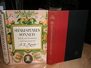 Shakespeare's Sonnets: A. L. Rowse