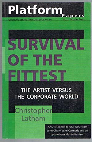 Survival of the Fittest: The Artist Versus the Corporate World