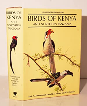 Birds of Kenya and Northern Tanzania. (Helm Identification Guides).