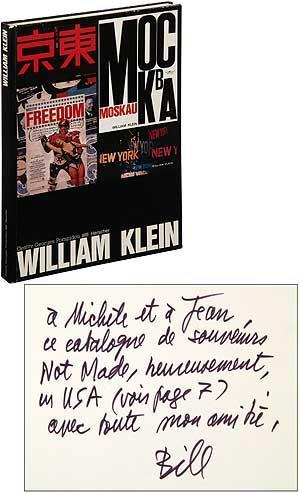 William Klein, Photographe Etc.: KLEIN, William