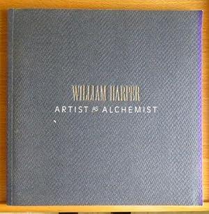 William Harper : artist as alchemist ;: Harper, William [Ill.]: