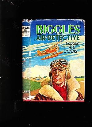 Biggles Air Detective: Captain W. E.