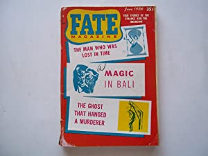 Fate Magazine (June 1956) True Stories of the Strange and the Unknown
