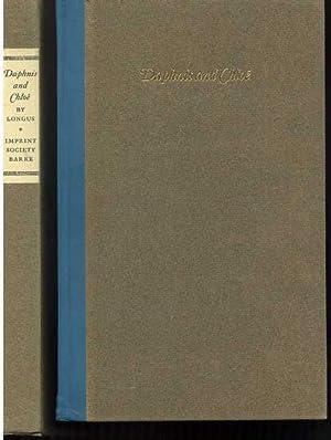 Bild des Verkäufers für Daphnis and Chloe zum Verkauf von Zoar Books & Gallery