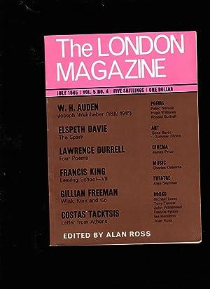 London Magazine. JULY 1965