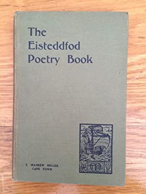 The Eisteddfod Poetry Book