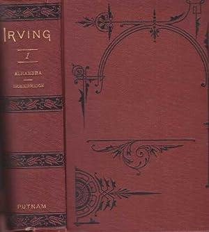 THE WORKS OF WASHINGTON IRVING, IN TWELVE: Irving, Washington