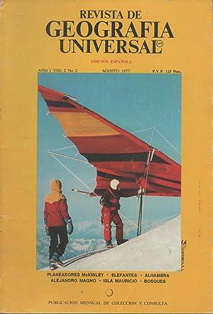 Revista de Geografía Universal: VV.AA.