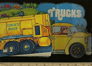 Trucks [Pictorial Children's Reader, Learning to Read,: Paul Mauk /