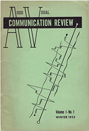 Audio Visual Communication Review (Volume 1, No.: William Allen, Editor