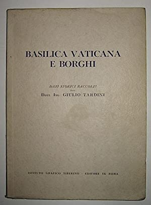 Basilica Vaticana e Borghi: Tardini Giulio dott.