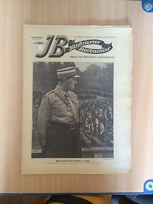 Illustrierter Beobachter - 8. Jahrgang, Folge 41 vom 14. Oktober 1933: Loder, Dietrich: