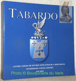 Tabardo - 3. Centro Lusiada de estudos genealogicos e heraldicos.