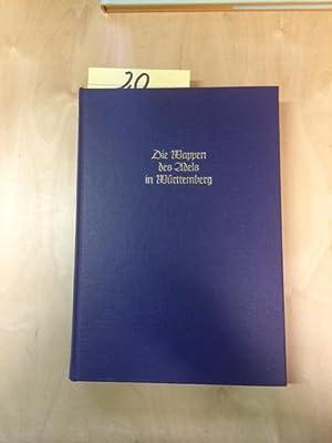 J. Siebmachers grosses Wappenbucher - Band 23: Die Wappen des Adels in Württemberg (Nachdruck des ...