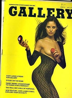 GALLERY ENTERTAINMENT VOL.2 NO.5 - FOXY LADIES: COLLECTIF