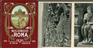 Ricordo di Roma. 30 Vedute. (Parte Seconda).: Scrocchi, A. (Hg.):