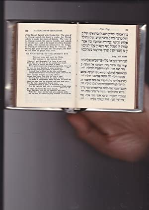 Siddur Avodat Israel with English translation