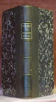 Le deuxième Empire. 1848 - 1870.: BARTHELEMY, Ch.