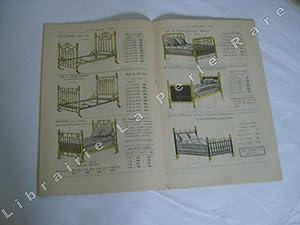 Au Bon Marché. Catalogue de literie - Couvertures.