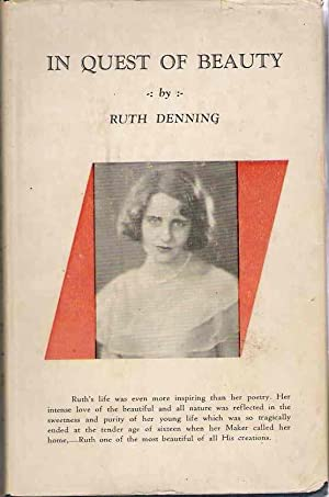 In quest of beauty,: Ruth Denning