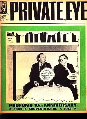Private Eye Magazine. No. 299 Friday 1: Edited by Richard