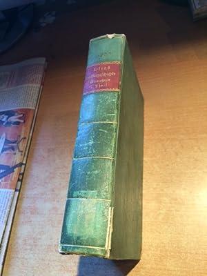Okens Lehrbuch der Naturgeschichte - Erster Theil: Mineralogie (mit enthalten: Okens ...