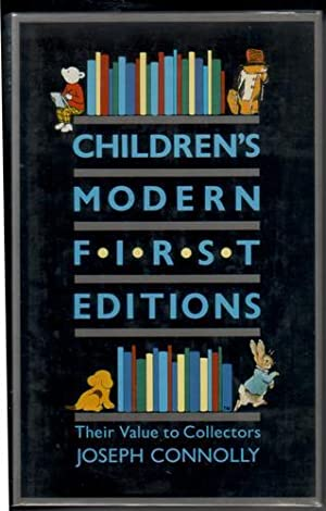 Children's Modern First Editions
