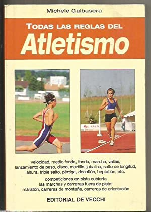 Imagen del vendedor de TODAS LAS REGLAS DEL ATLETISMO a la venta por Desván del Libro / Desvan del Libro, SL
