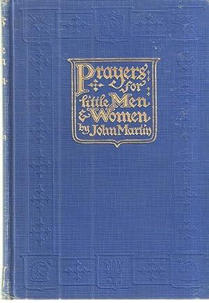 Prayers for Little Men & Women (And: John Martin