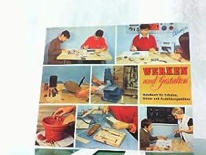 Werken und Gestalten. Handbuch für Schulen, Heime und Ausbildungsstätten. Bestellkatalog von 1969.:...