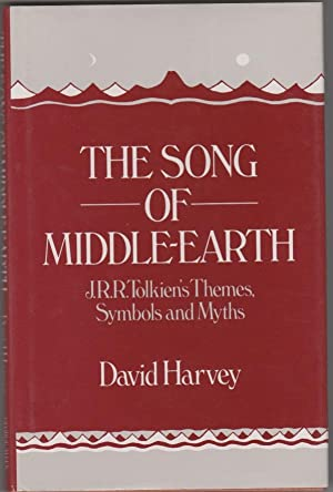 The Song of Middle Earth: J.R.R.Tolkien's Themes,: Harvey, David