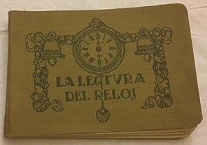 La lectura del reloj.: Cristóbal García Loygorri