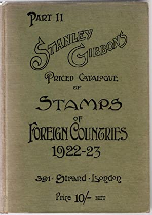Stanley Gibbons, Priced Catalogue of Stamps of: Stanley Gibbons, Limited
