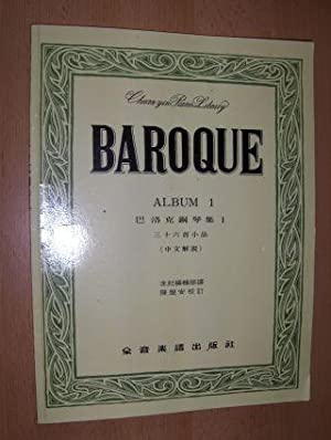 BAROQUE - ALBUM I.