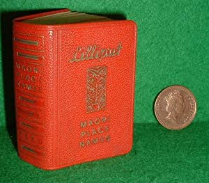 LILLIPUT MAORI PLACE NAMES Miniature Book