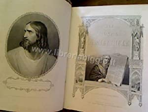 The Royal family Bible containing the old and new testaments: Autori vari