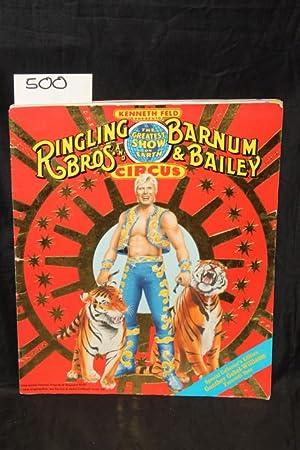 Ringling Bros, and Barnum& Bailey Circus Magazine: Ringling Bros, and