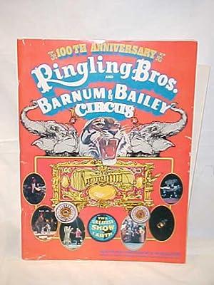 Ringling Bros, and Barnum Bailey Circus Magazine: Ringling Bros, and