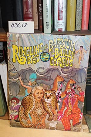 Ringling Bros, and Barnum&Bailey Circus Magazine: Ringling Bros, and