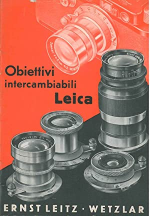Obiettivi intercambiabili Leica: Leitz