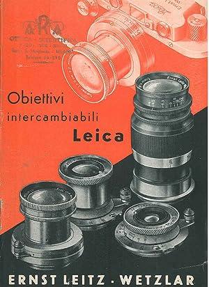 Obiettivi intercambiabili Leica