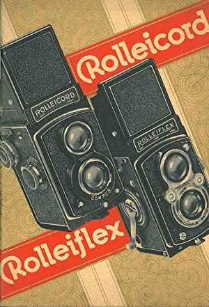 Rolleiflex e Rolleicord. Franke & Heidecke Braunschweig