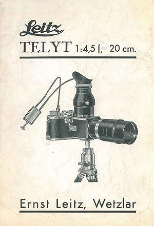 Leitz Telyt 1:4,5f=20 cm: Leitz