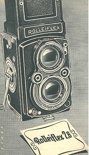 Rolleiflex 2,8