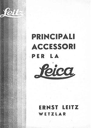 Principali accessori per la Leica