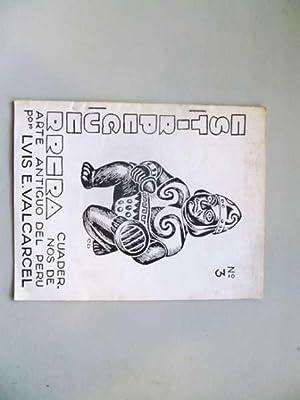 Estirpe Guerrera (Cuadernos de Arte Antiguo Del: Valcarcel, Luis E.