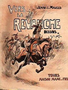 Vers la Revanche. Illustré par Raymond de: DES MAUGES Jehan.