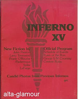 INFERNO XV; Windy City Hellfire Club, Inc. Welcomes You to Inferno XV